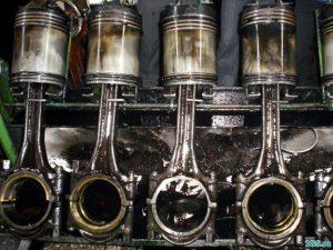 Что входит в капремонт двигателя