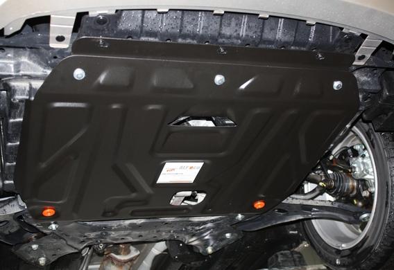 Защита поддона картера двигателя
