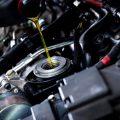 Замена моторного масла