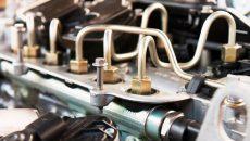Топливная система инжекторного двигателя