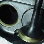 Клапана двигателя