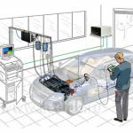 Система электронного управления двигателем