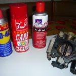 Средство для очистки карбюратора