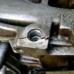 Трещина в блоке цилиндров ремонт
