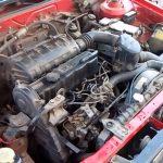 Вибрации дизельного двигателя на холостом ходу