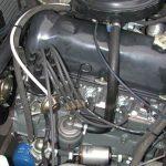 Вибрация двигателя на холостых