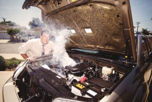 Перегрев двигателя термостат