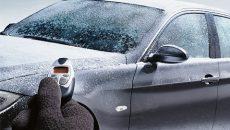 Прогрев двигателя зимой