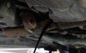 Быстро чернеет масло в двигателе
