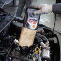 Замерзло масло в двигателе как завести