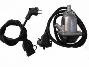 Установка предпускового подогревателя 220 Вольт