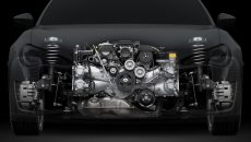 Оппозитный двигатель