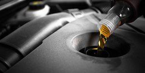 Зимнее моторное масло