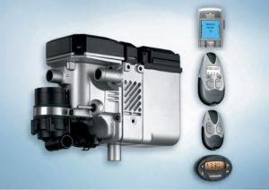 Жидкостной предпусковой автономный подогреватель двигателя