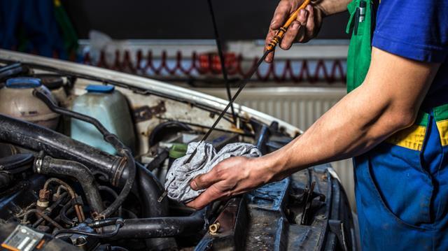 Дизельное масло в бензиновый мотор