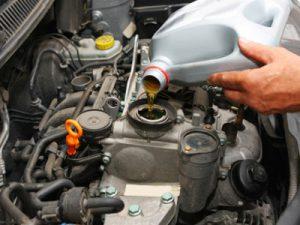 Дизельное масло в бензиновый двигатель