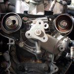 Помпа двигателя автомобиля проверка