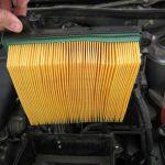 Замена воздушного фильтра на авто своими руками