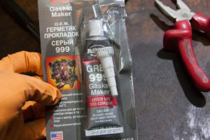 Герметик прокладок двигателя