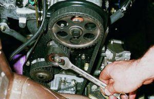 После замены ГРМ не заводится мотор