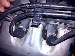 Пропуски воспламенения в цилиндрах