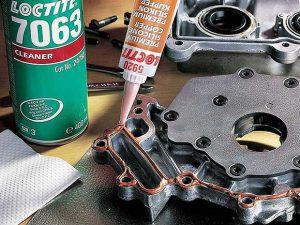 Какой герметик выбрать и лучше использовать для двигателя