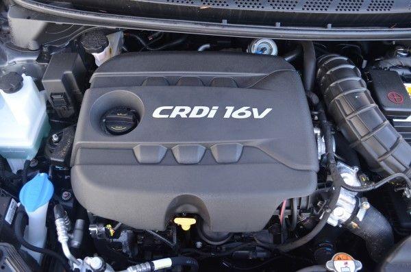 Что значит CRDI двигатель