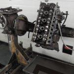 Стенд-кантователь для ремонта двигателя своими руками