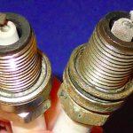 Диагностика двигателя по цвету нагара свечей зажигания