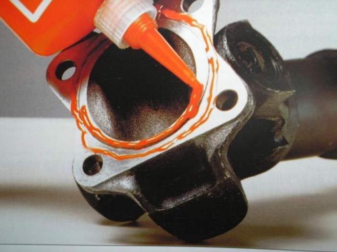 Лучший герметик для двигателя автомобиля