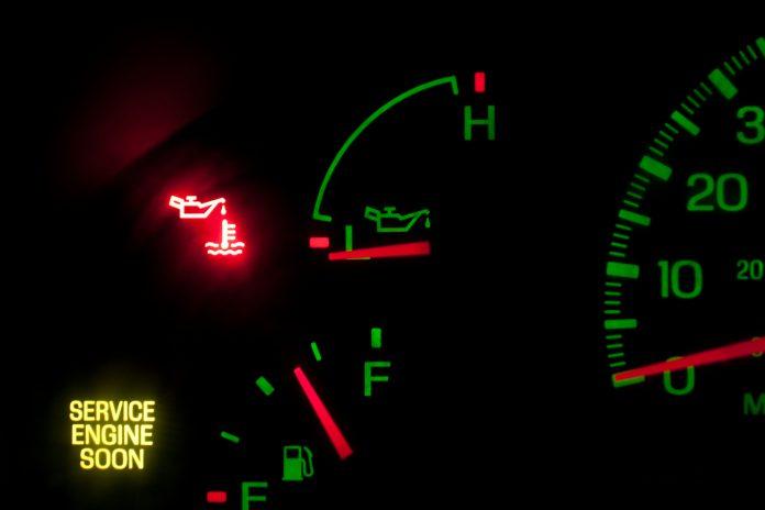 Нет давления масла в двигателе причины и ремонт