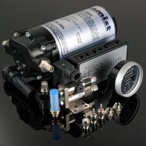 Впрыск воды в двигатель