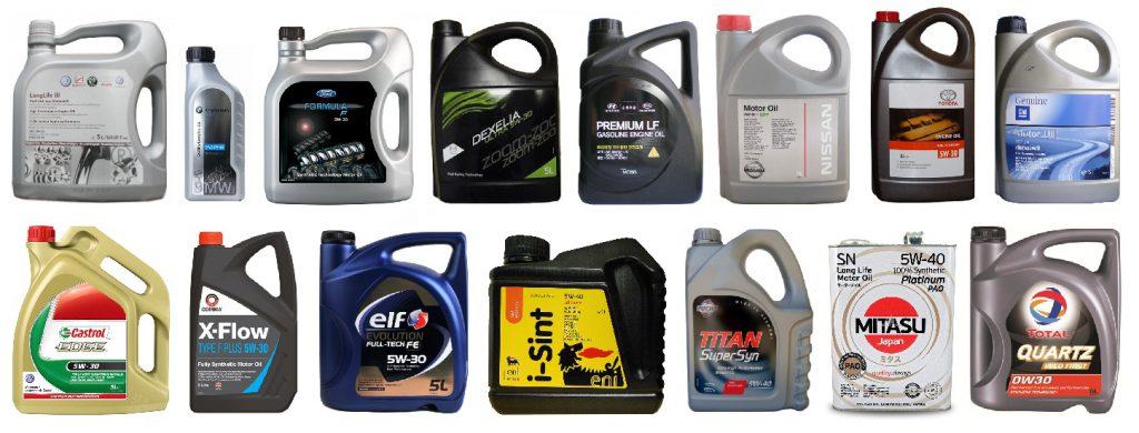 Какой бренд или марку моторного масла лучше выбрать