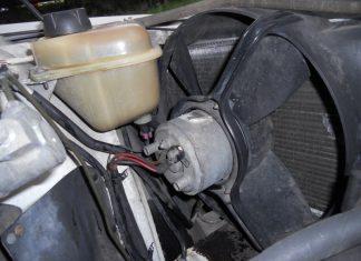 Включается вентилятор охлаждения на холодном двигателе зимой