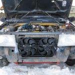 Вентилятор охлаждения срабатывает на холодном двигателе причины