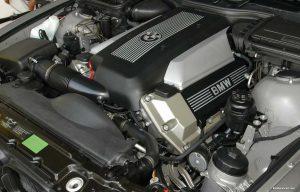 Двигатель BMW M60 V8