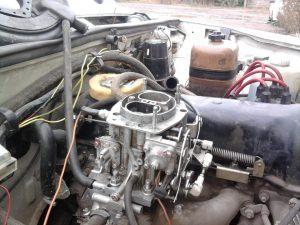 Карбюратор на инжекторном двигателе