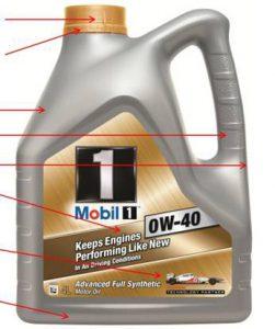 Моторное масло как отличить подделку