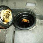 Пенится масло в двигателе