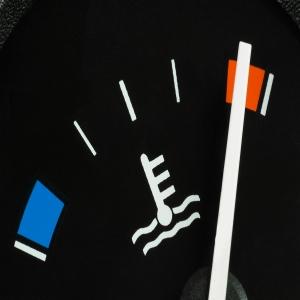 Двигатель перегревается высокая температура мотора перегрев
