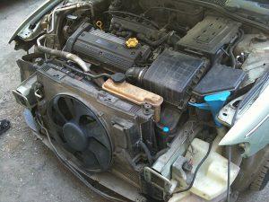 Неисправности вентилятора охлаждения двигателя