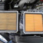 Как заменить воздушный фильтр двигателя самому