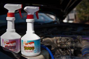 Средства для мойки двигателя очиститель