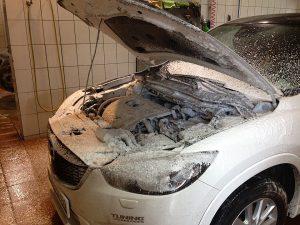 После мойки машина не заводится причины и что делать