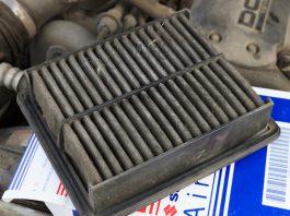 Когда менять воздушный фильтр двигателя автомобиля