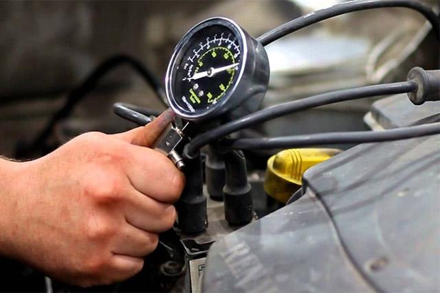 Как повысить комрессию в двигателе присадкой