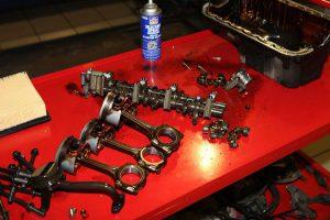 Контрактный двигатель или капремонт