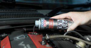 Присадка с молибденом в двигатель