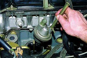 маслоотделитель двигателя