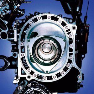 Роторный двигатель (Ванкеля)
